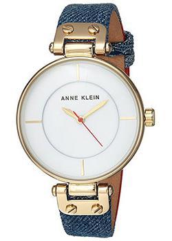 Anne Klein Часы Anne Klein 2924DDRD. Коллекция Daily anne klein часы anne klein 2156svrd коллекция daily