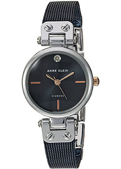 Часы Anne Klein Diamond 3003BLRT