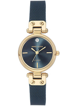 Часы Anne Klein Diamond 3003GPBL