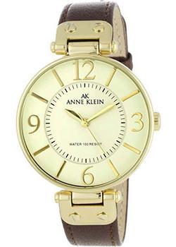 купить Anne Klein Часы Anne Klein 9168IVBN. Коллекция Ring по цене 6880 рублей