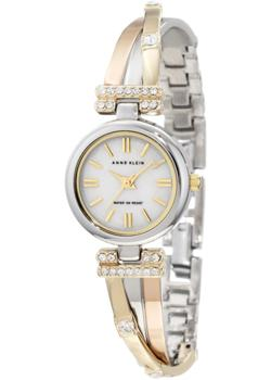 Anne Klein Часы Anne Klein 9479MPTR. Коллекция Fashion time anne klein 2672 lpgb