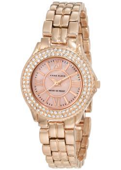 Anne Klein Часы Anne Klein 9536RMRG. Коллекция Crystal