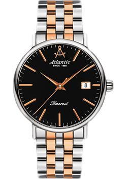 цена Atlantic Часы Atlantic 10356.43.61R. Коллекция Seacrest онлайн в 2017 году