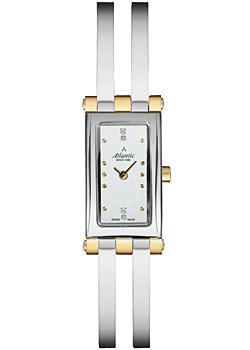 Atlantic Часы Atlantic 29029.43.25. Коллекция Elegance atlantic часы atlantic 29025 41 l 65 коллекция elegance