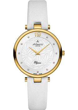 Atlantic Часы Atlantic 29037.45.21L. Коллекция Elegance atlantic часы atlantic 29025 41 l 65 коллекция elegance
