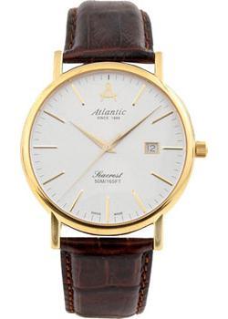 цена Atlantic Часы Atlantic 50354.45.21. Коллекция Seacrest онлайн в 2017 году