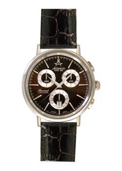 Atlantic Часы Atlantic 50441.41.81. Коллекция Seacrest atlantic часы atlantic 27343 45 21 коллекция seamoon