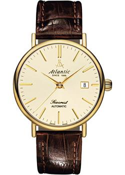 Atlantic Часы Atlantic 50744.45.91. Коллекция Seacrest atlantic searamic 92045 57 65