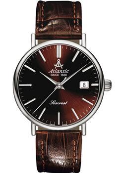 цена Atlantic Часы Atlantic 50751.41.81. Коллекция Seacrest онлайн в 2017 году