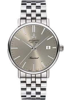 цена Atlantic Часы Atlantic 50756.41.41. Коллекция Seacrest онлайн в 2017 году