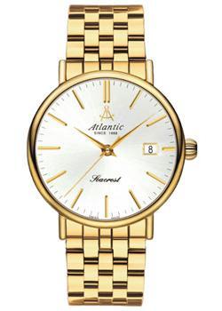 Atlantic Часы Atlantic 50756.45.21. Коллекция Seacrest atlantic seacrest 50351 41 21g
