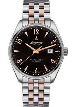 Atlantic Часы Atlantic 51752.41.65RM. Коллекция Worldmaster atlantic worldmaster 54350 41 41r