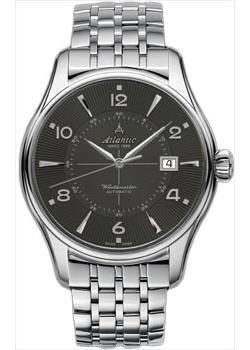 Atlantic Часы Atlantic 52752.41.45SM. Коллекция Worldmaster atlantic worldmaster 54350 41 41r