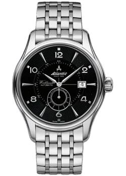 Atlantic Часы Atlantic 52754.41.65SM. Коллекция Worldmaster atlantic worldmaster 52950 41 45sm