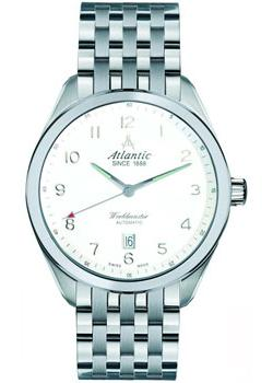 Atlantic Часы Atlantic 53756.41.23. Коллекция Worldmaster atlantic worldmaster 54350 41 41r