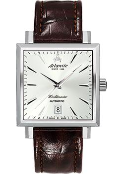Atlantic Часы Atlantic 54750.41.21. Коллекция Worldmaster atlantic worldmaster 54350 41 41r