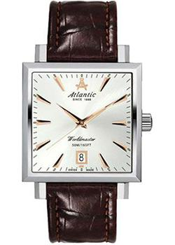 Atlantic Часы Atlantic 54750.43.21. Коллекция Worldmaster atlantic worldmaster 54350 41 41r