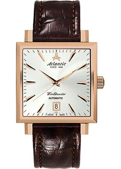 Atlantic Часы Atlantic 54750.44.21. Коллекция Worldmaster atlantic worldmaster 52950 41 45sm