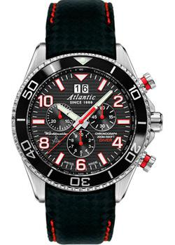 Часы Atlantic Worldmaster Diver 55470.47.65RC
