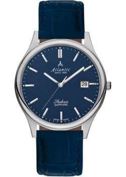 Atlantic Часы Atlantic 60342.41.51. Коллекция Seabase atlantic часы atlantic 64455 45 38 коллекция seabase