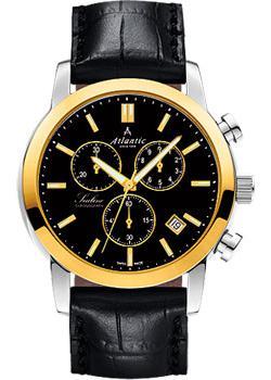 Atlantic Часы Atlantic 62450.43.61G. Коллекция Sealine atlantic часы atlantic 62341 43 61 коллекция sealine