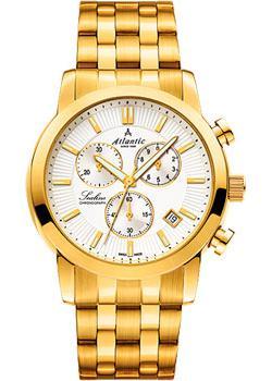 Atlantic Часы Atlantic 62455.45.21. Коллекция Sealine atlantic часы atlantic 62341 43 61 коллекция sealine