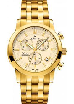 Atlantic Часы Atlantic 62455.45.31. Коллекция Sealine atlantic часы atlantic 62341 43 61 коллекция sealine
