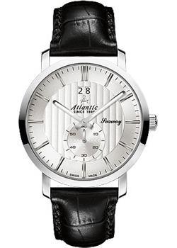 Atlantic Часы Atlantic 63360.41.21. Коллекция Seaway atlantic часы atlantic 54750 44 21 коллекция worldmaster