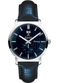 Atlantic Часы Atlantic 63360.41.51. Коллекция Seaway atlantic часы atlantic 62341 45 61 коллекция sealine