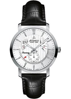 Atlantic Часы Atlantic 63560.41.21. Коллекция Seaway atlantic часы atlantic 71365 11 25 коллекция seahunter