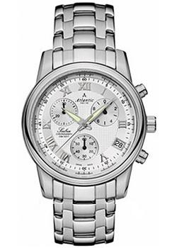 Atlantic Часы Atlantic 64455.41.28. Коллекция Seabase gant часы gant w70471 коллекция crofton