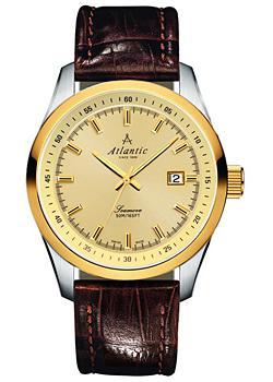 Atlantic Часы Atlantic 65351.43.31. Коллекция Seamove atlantic atlantic 67740 41 81
