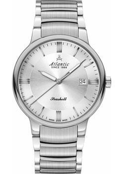 Atlantic Часы Atlantic 66355.41.21. Коллекция Seashell atlantic часы atlantic 62341 45 61 коллекция sealine