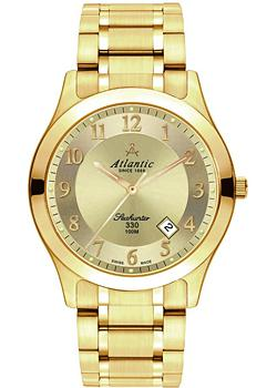 Atlantic Часы Atlantic 71365.45.33. Коллекция Seahunter 100 atlantic часы atlantic 71360 43 21 коллекция seahunter