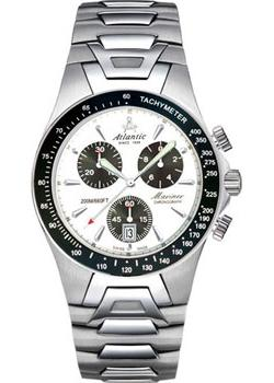 Atlantic Часы Atlantic 80476.41.12. Коллекция Mariner Chrono atlantic mariner 80475 41 21