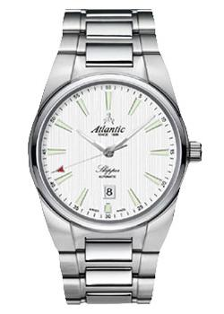 Atlantic Часы Atlantic 83365.41.11. Коллекция Skipper atlantic часы atlantic 27343 45 21 коллекция seamoon