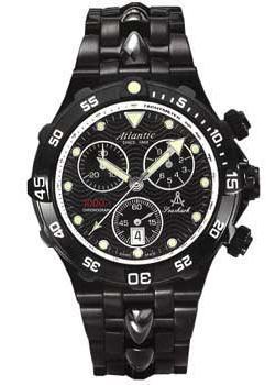 Atlantic Часы Atlantic 88488.46.61. Коллекция Seashark atlantic часы atlantic 71365 11 25 коллекция seahunter