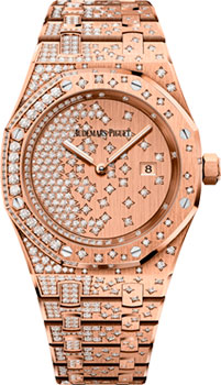 Часы Audemars Piguet Royal Oak 67654OR.ZZ.1264OR.01