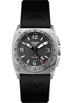 цена на Aviator Часы Aviator M.1.12.0.051.6. Коллекция MIG 29 Cockpit GMT