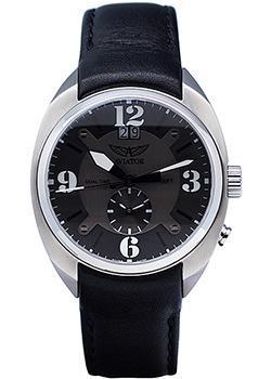 цена на Aviator Часы Aviator M.1.14.0.087.4. Коллекция Mig-21 Fishbed