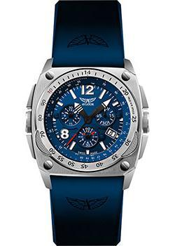 Aviator Часы Aviator M.2.04.0.071.6. Коллекция Mig-29 Cockpit Chrono aviator часы aviator v 2 16 0 094 4 коллекция kingcobra chrono