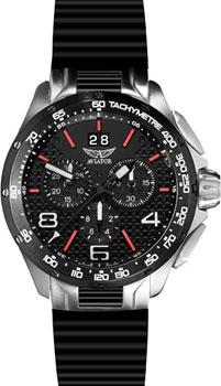 Aviator Часы Aviator M.2.19.5.132.6. Коллекция Mig-35 мужские часы секундомер w100 m