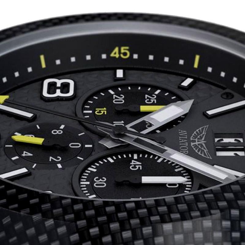 Мужские часы Aviator M.2.19.5.144.4 Мужские часы Jacques Lemans 1-1847B