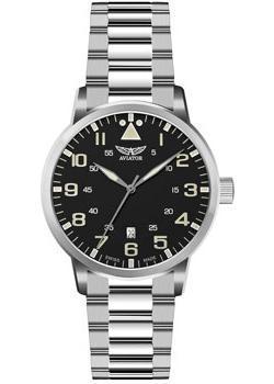 Aviator Часы Aviator V.1.11.0.037.5. Коллекция Airacobra цена и фото