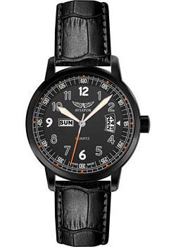 Aviator Часы Aviator V.1.17.5.106.4. Коллекция Kingcobra aviator kingcobra v 1 17 5 103 5