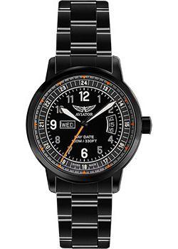 Aviator Часы Aviator V.1.17.5.106.5. Коллекция Kingcobra aviator kingcobra v 1 17 5 103 5
