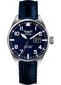 Aviator Часы Aviator V.1.22.0.149.4. Коллекция Airacobra aviator часы aviator v 2 16 0 094 4 коллекция kingcobra chrono