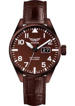 Aviator Часы Aviator V.1.22.8.151.4. Коллекция Airacobra мужские часы aviator v 2 25 7 171 5