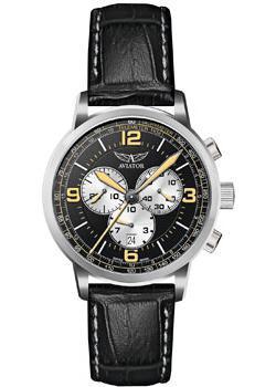 Aviator Часы Aviator V.2.16.0.098.4. Коллекция Kingcobra chrono aviator kingcobra v 1 17 5 103 5