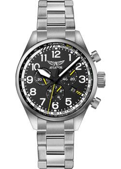 Aviator Часы Aviator V.2.25.0.169.5. Коллекция Airacobra мужские часы aviator v 2 25 7 171 5